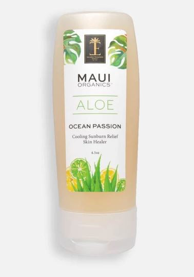 Ocean Passion Aloe 4.5oz - The Hawaii Store