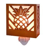 Pineapple Wood Nightlight - The Hawaii Store