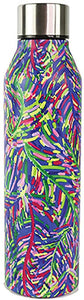 Stainless Bottle BlueFrond - The Hawaii Store
