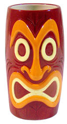 Hui Kalui Tiki Mug 12 oz - The Hawaii Store