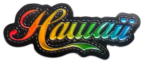 Foil Hawaii Magnet