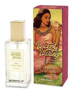 Wicked Wahine Perfume ''Rose'' 3 ounces - The Hawaii Store