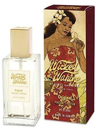 Wicked Wahine - The Original Perfume 3 oz - The Hawaii Store