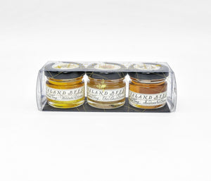 Raw Hawaiian Honey Gift Pack (Set of 3) - The Hawaii Store