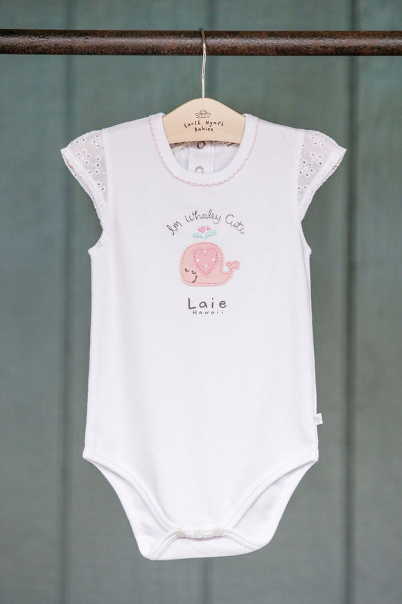 Baby Romper: Whaley - The Hawaii Store