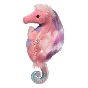 Calla Pink Seahorse Plush Toy - The Hawaii Store