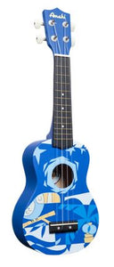Amahi Soprano Ukulele -  Blue Bird - The Hawaii Store