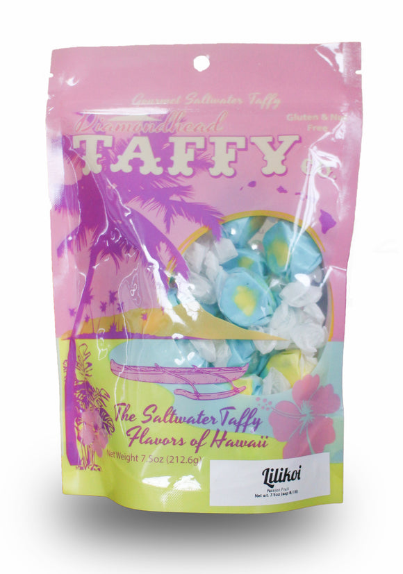 Taffy Lilikoi Passion Fruit 7.5oz - Polynesian Cultural Center
