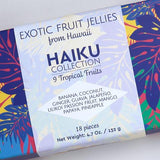 Hawaiian Fruit Jewels - Haiku Collection Assorted 18 pc - The Hawaii Store