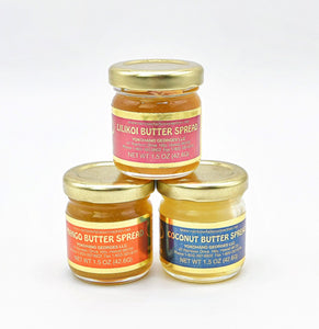 Hawaiian Butter Spreads - The Hawaii Store