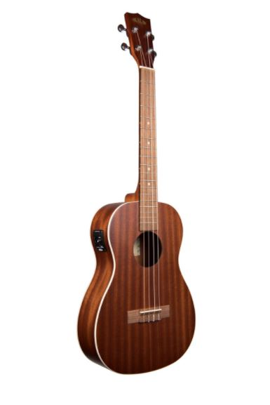 Kala Baritone Ukulele - Mahogany Satin Finish w/ Equalizer - The Hawaii Store
