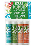 Oils of Aloha Lip Therapy Gift Pack (set of 4)
