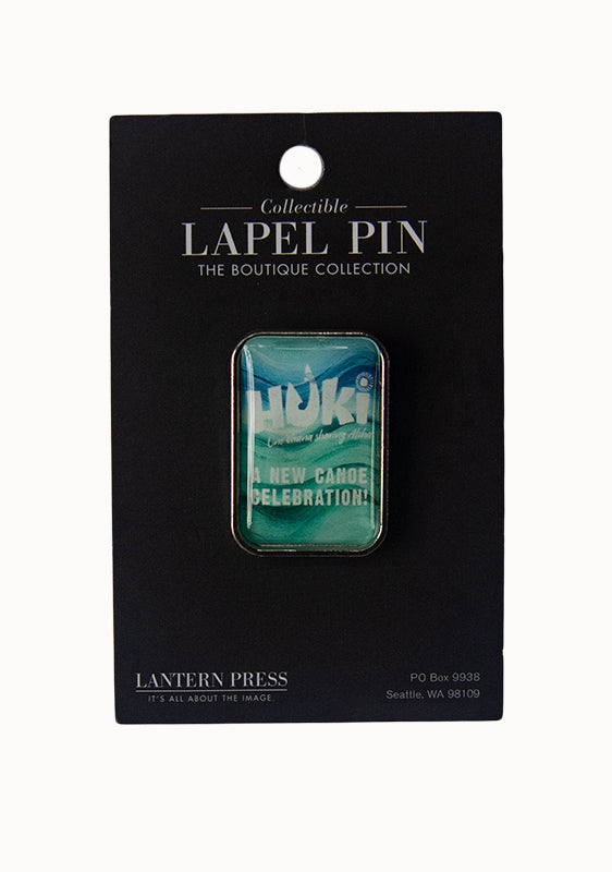 Huki Collectable Lapel Pin - Polynesian Cultural Center
