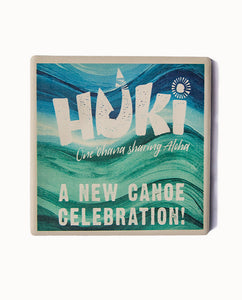 Huki Ceramic Coaster
