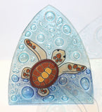 Handcrafted Baby Turtle Night Light
