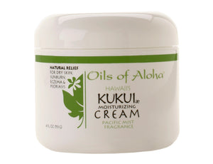 Oils of Aloha Kukui Cream Pacific Mist - The Hawaii Store