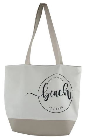 Love You to the Beach & Back Tote - The Hawaii Store