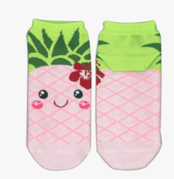 Pineapple Socks - The Hawaii Store