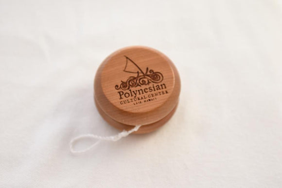 PCC Hardwood Yoyo - The Hawaii Store