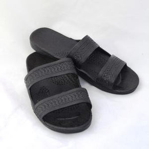 Comfy Black Sandals - The Hawaii Store