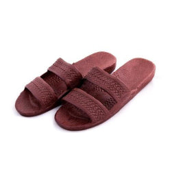 Comfy Brown Sandals - The Hawaii Store