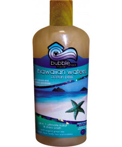 All in One Wash ''Hawaiian Waters'' 8.5oz - The Hawaii Store