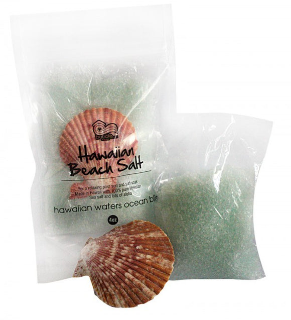 Hawaiian Waters Bath Salts - The Hawaii Store