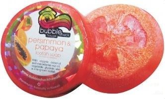 Persimmon and Papaya Loofah Lather