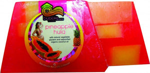 Pineapple Chunk Hula Soap - The Hawaii Store