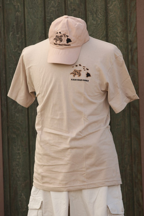 Island Chain Tees & Cap Set - The Hawaii Store