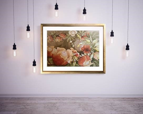 Wylie Swapp Color Print Linen Paper 11x14 (unmatted)