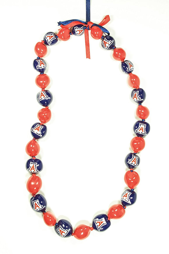 University of Arizona Wildcats Kukui Nut Lei