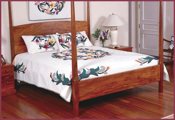 Custom Hawaiian Quilt Bedspreads - The Hawaii Store