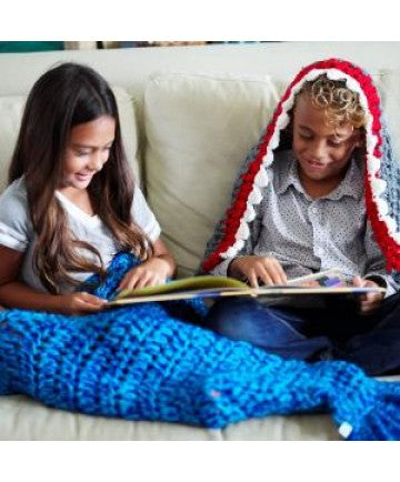 Knit Mermaid Blanket Blend - The Hawaii Store
