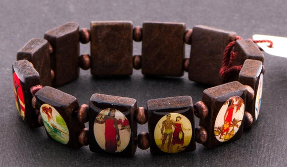 Vintage Girl Bracelet - The Hawaii Store