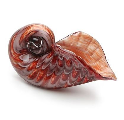 Spiral Shell - Passion Red - The Hawaii Store