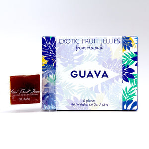 Guava Fruit Jewels 6 pc - The Hawaii Store