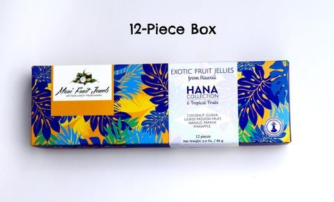 Hawaiian Fruit Jewels - Hana Collection Assorted 12 pc - The Hawaii Store