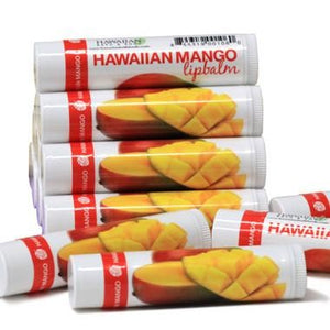 Hawaiian Mango Lip Balm - Polynesian Cultural Center