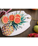Ceramic Pineapple Trivet, 9.5'' - The Hawaii Store