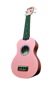 Hangloose Soprano Ukulele - Pink - Polynesian Cultural Center
