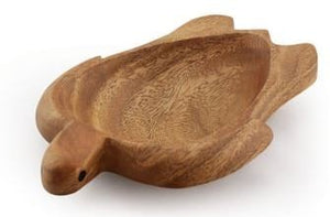Honu (Turtle) Wood Tray 8'' - The Hawaii Store