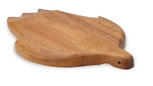 Honu (Turtle) Wood Chop Board 13'' - Polynesian Cultural Center