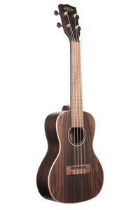 Kala Concert Ukulele - Striped Ebony w/ Satin Finish - The Hawaii Store