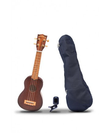 Makala Soprano Ukulele Pack - The Hawaii Store