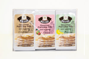 Gourmet Pancake Gift Set (3 packages) - The Hawaii Store