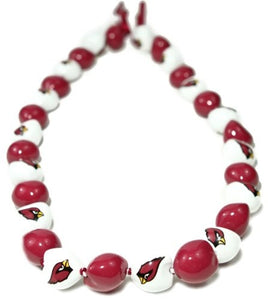 NFL Arizona Cardinals Kukui Nut Lei