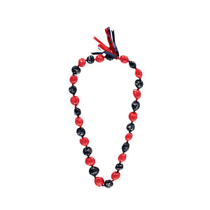 NFL New England Patriot Kukui Nut Lei