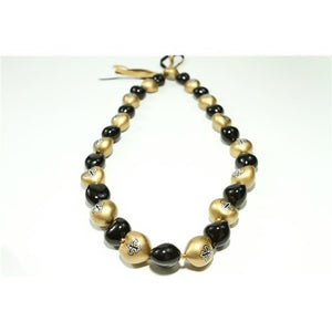 NFL New Orleans Saints Kukui Nut Lei