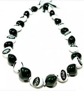 NFL New York Jets Kukui Nut Lei - The Hawaii Store